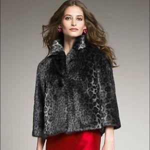 Kate Spade Amelia Faux Fur Coat